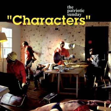 The Patriotic Sunday - Characters (2009)